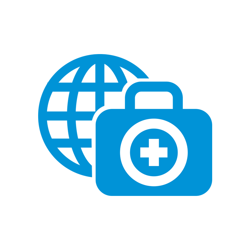 Global Health Supplies Icon