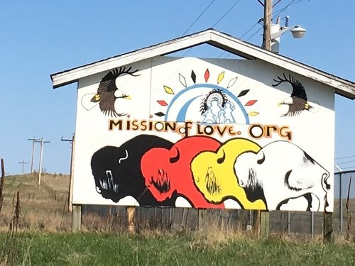 Closer To Home Pine Ridge Reservation A People A Health Fair And