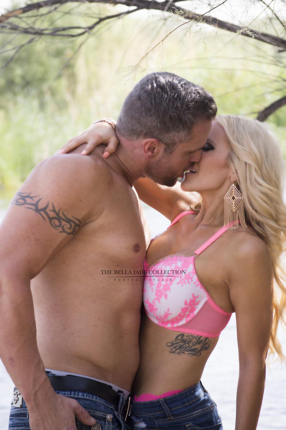 Phoenix Couples Boudoir