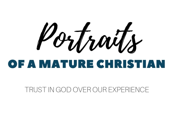 What does a mature christian look like