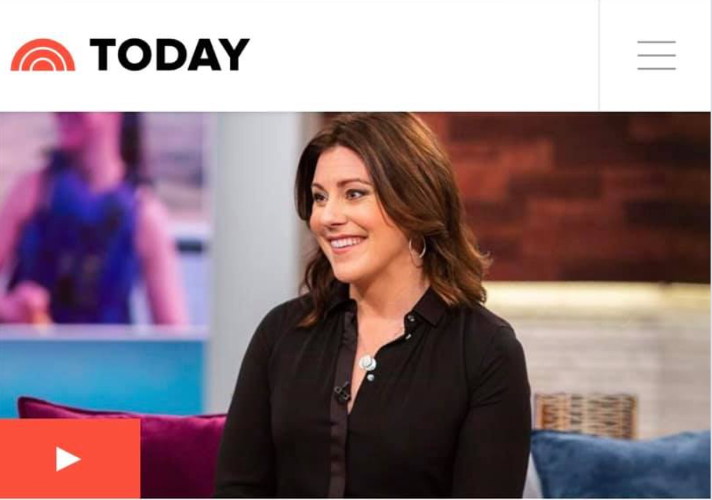 Click to see Shannon on the TODAY show!