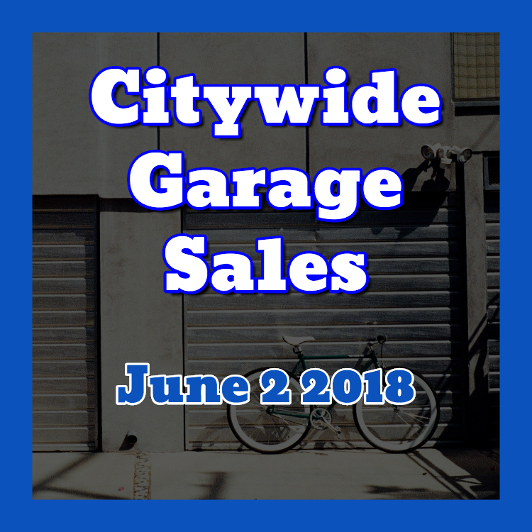 Citywide Garage Sales — Explore Chetek, WI
