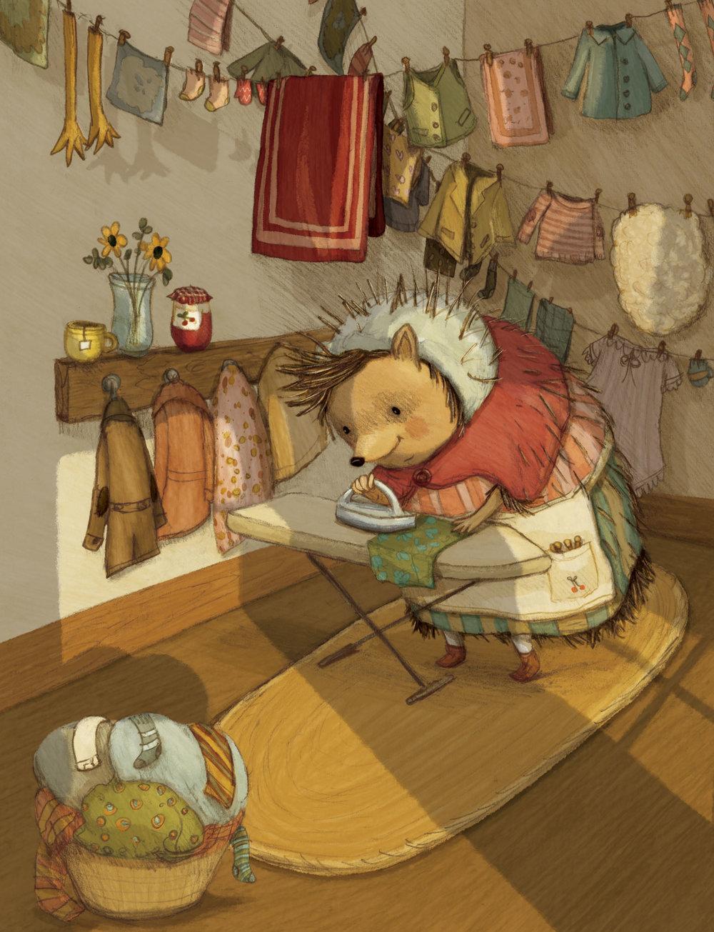 Mrs. Tiggy-Winkle: A Celebration of Beatrix Potter
