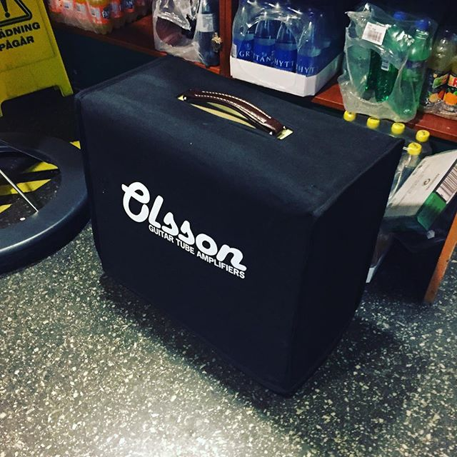 Another Olsson amp sold!! #olssonamps #guitargeek #guitaramp #guitargear