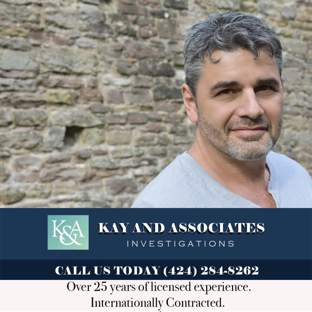 Andy Kay, Owner of Kay and Associates Investigations