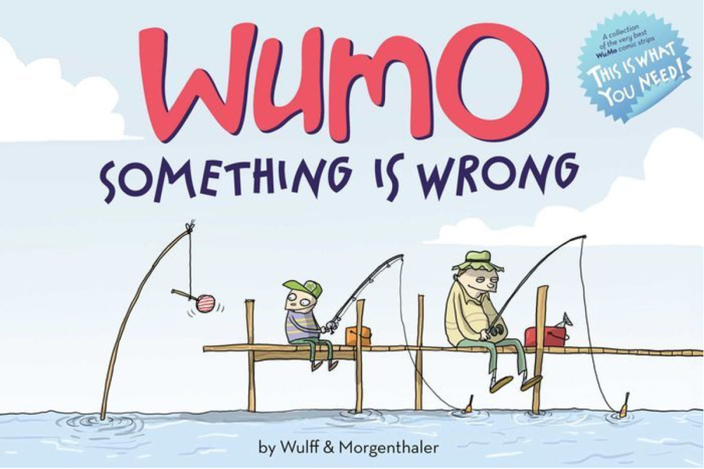WUMO BOOK - Something is wrong