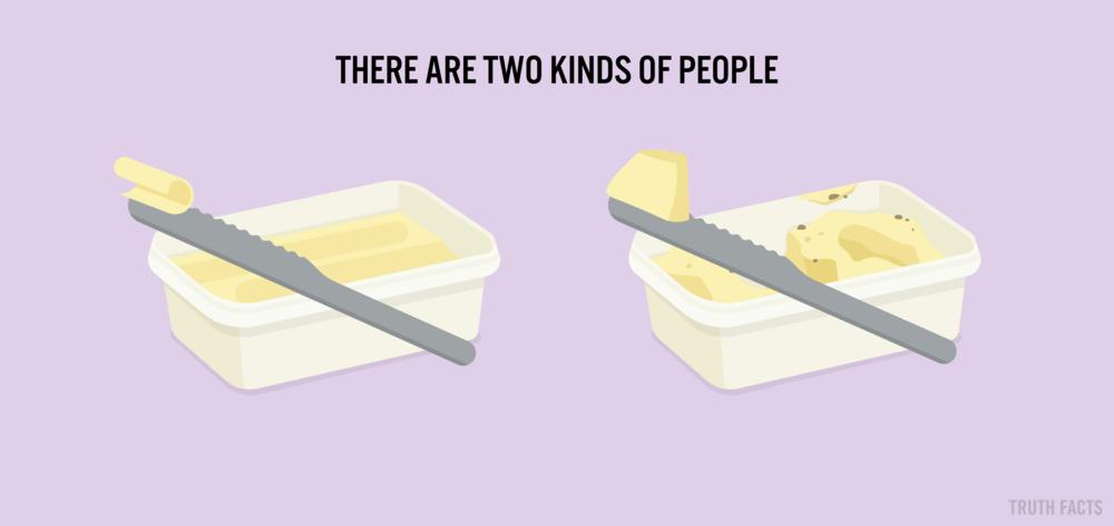 1494 US Der findes to typer mennesker - Smør.png