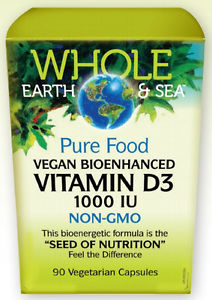 Vitamin D3 - Vegan