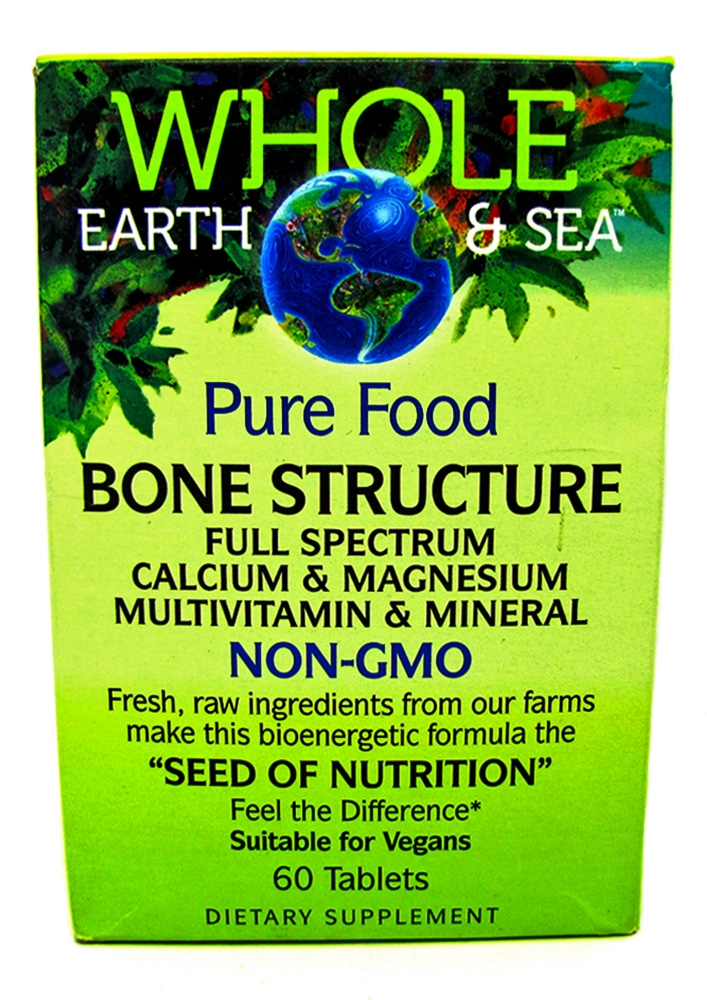 Bone Structure Multivitamin and Mineral