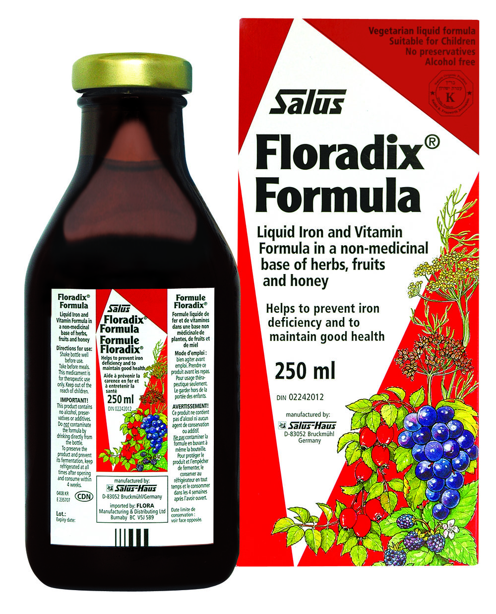 Floradix (Iron) Liquid