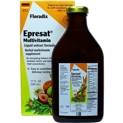 Espresat (Multivitamin) Liquid