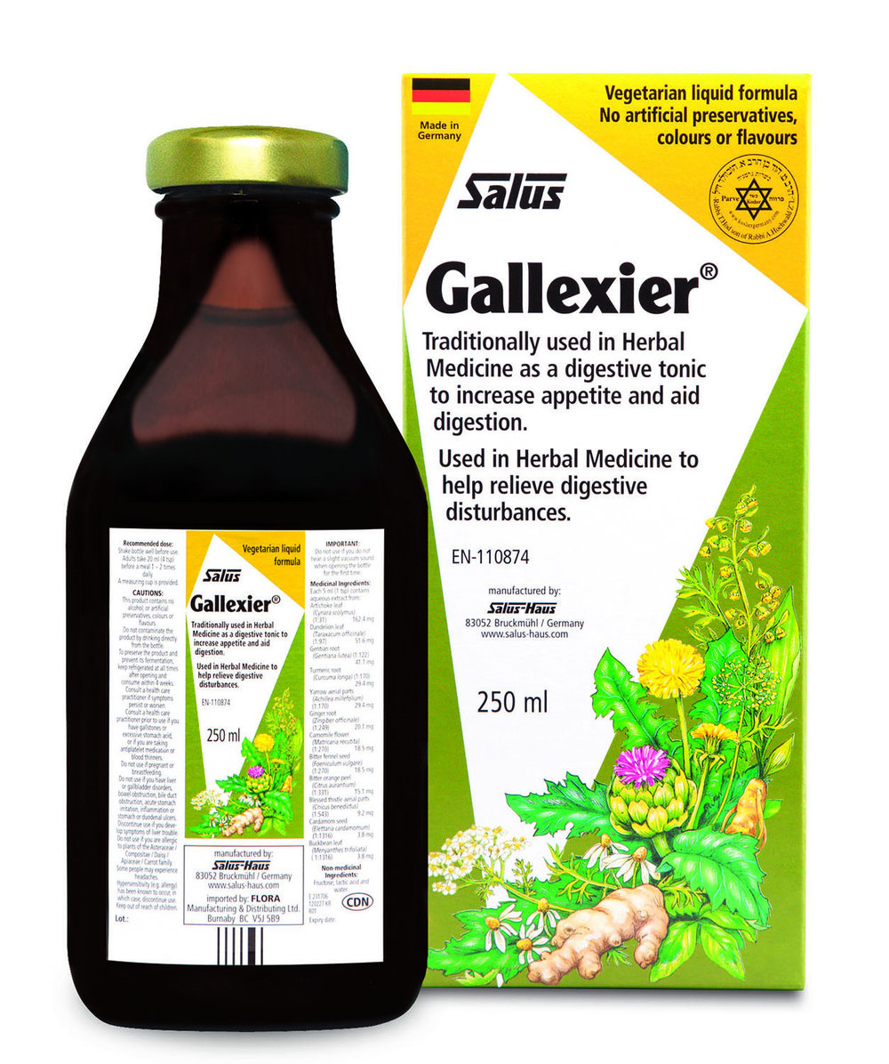Gallexier (Herbal Bitters)