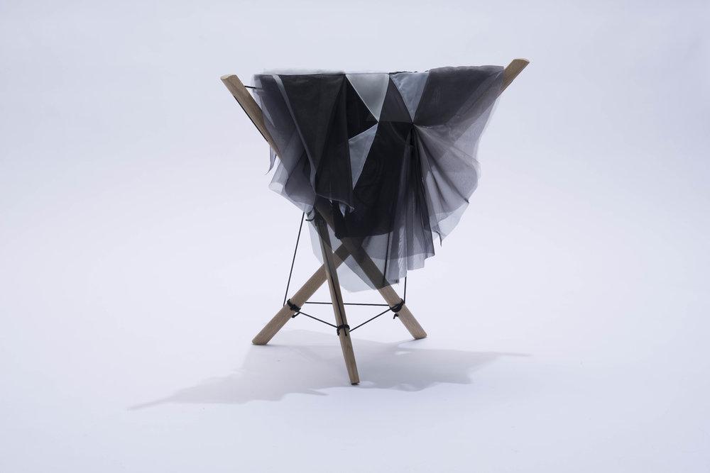 Bokken chair -