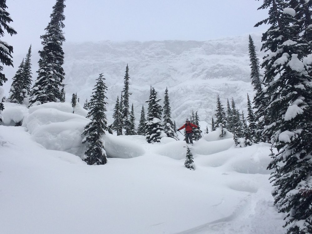 Pillows in the Rockies!