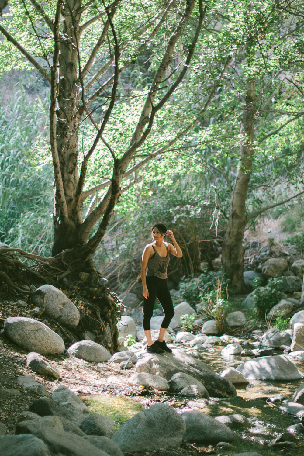eaton canyon hike