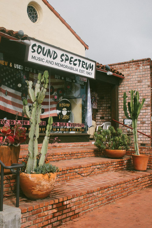 sound spectrum laguna beach