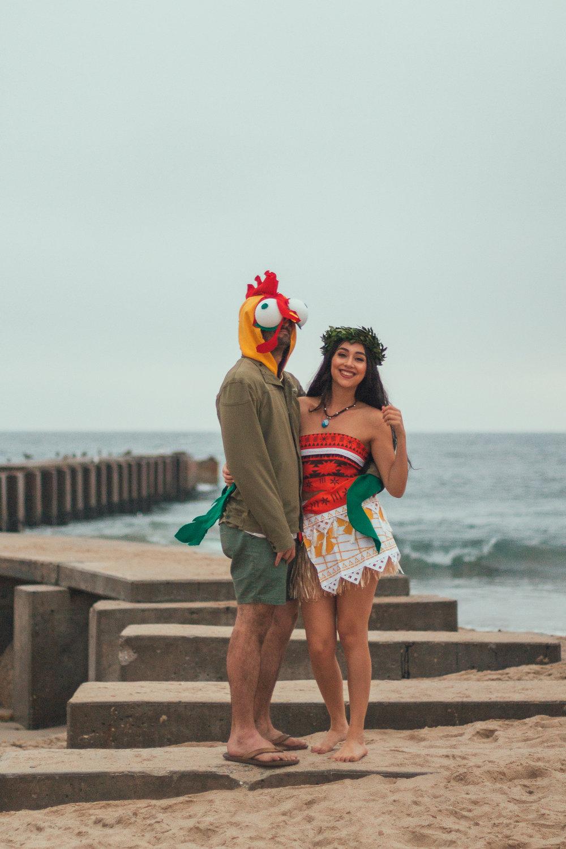 Moana Costume 4