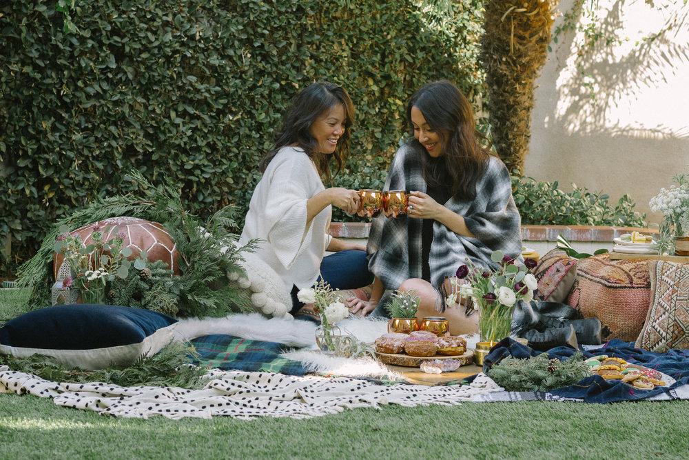 boho brunch picnic 20