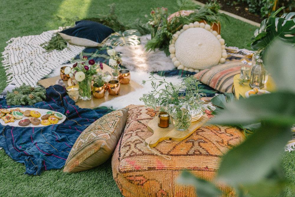 boho brunch picnic 24