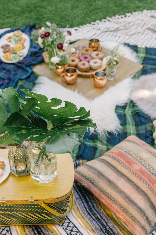 boho picnic brunch 26