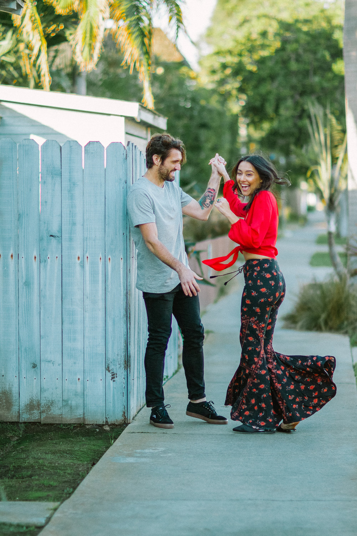 Sara & Eddie