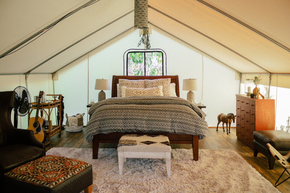 glamping eco tent 2