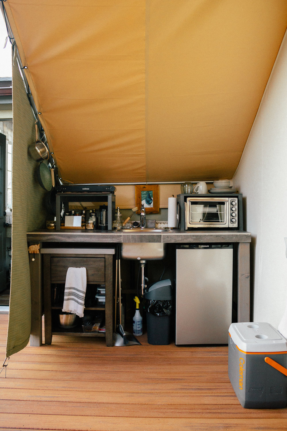 glamping eco tent 3