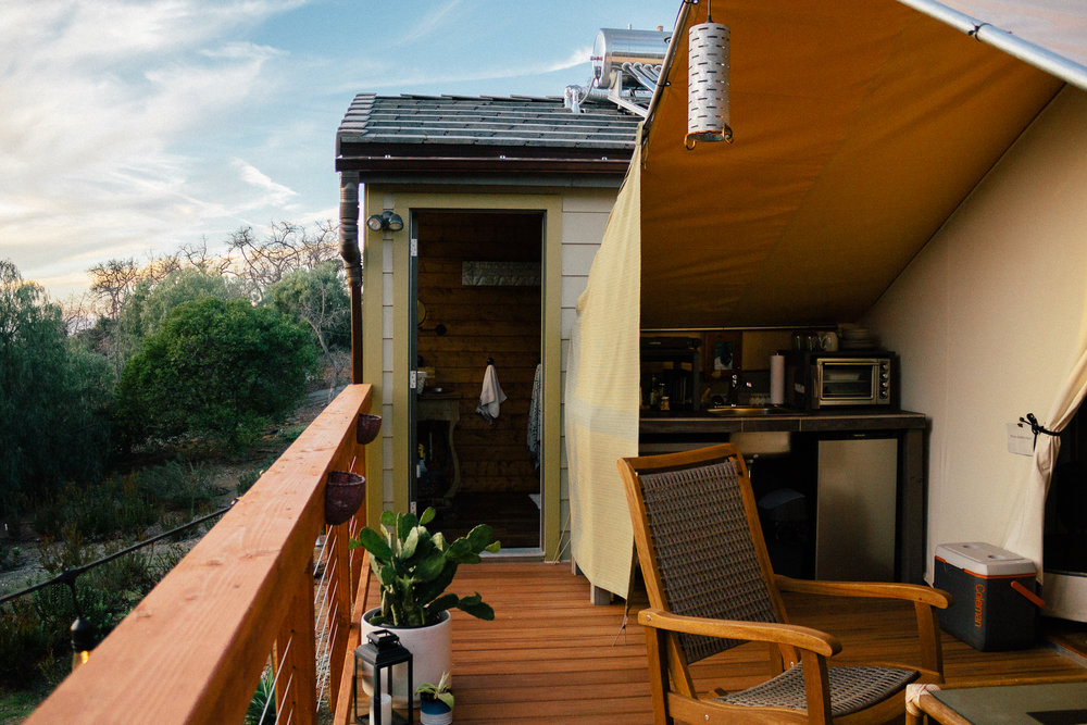 glamping eco tent 6