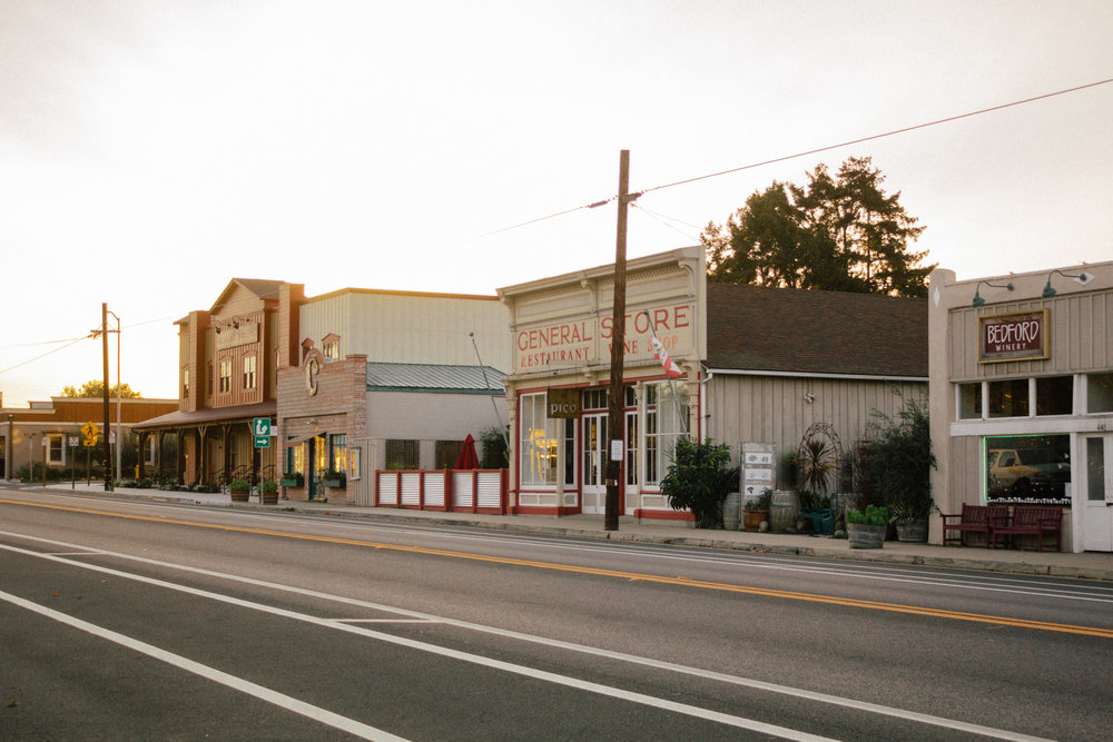 Bell Street, Los Alamos