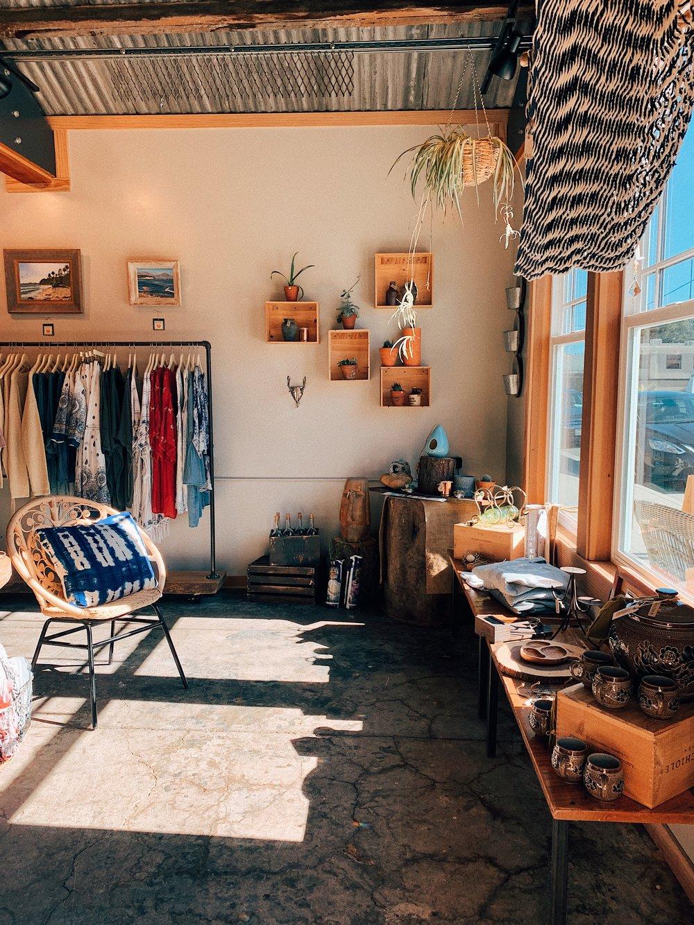 los alamos ca shops