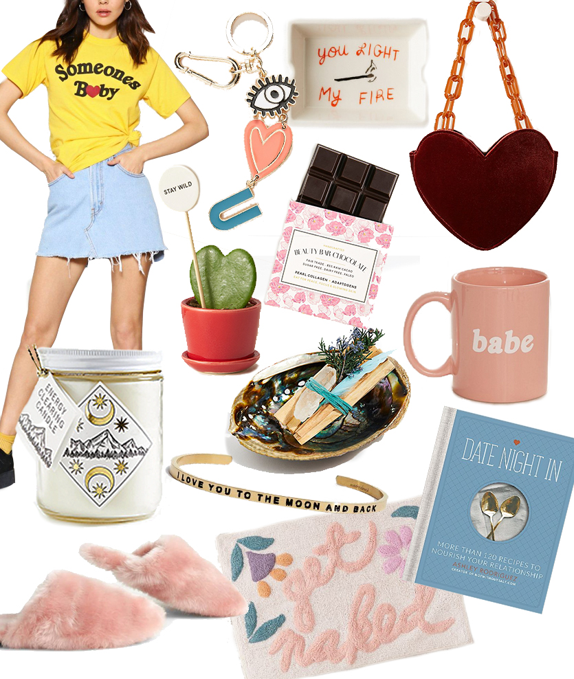Black & Blooms Valentine's Day Gift Guide 2019