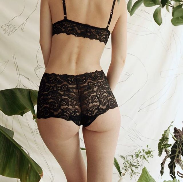Adding to the sale! Aniela Parys Dahlia Knickers - one medium (fits more like a small) and one large (fits more like a medium). Each was $52, now $38!