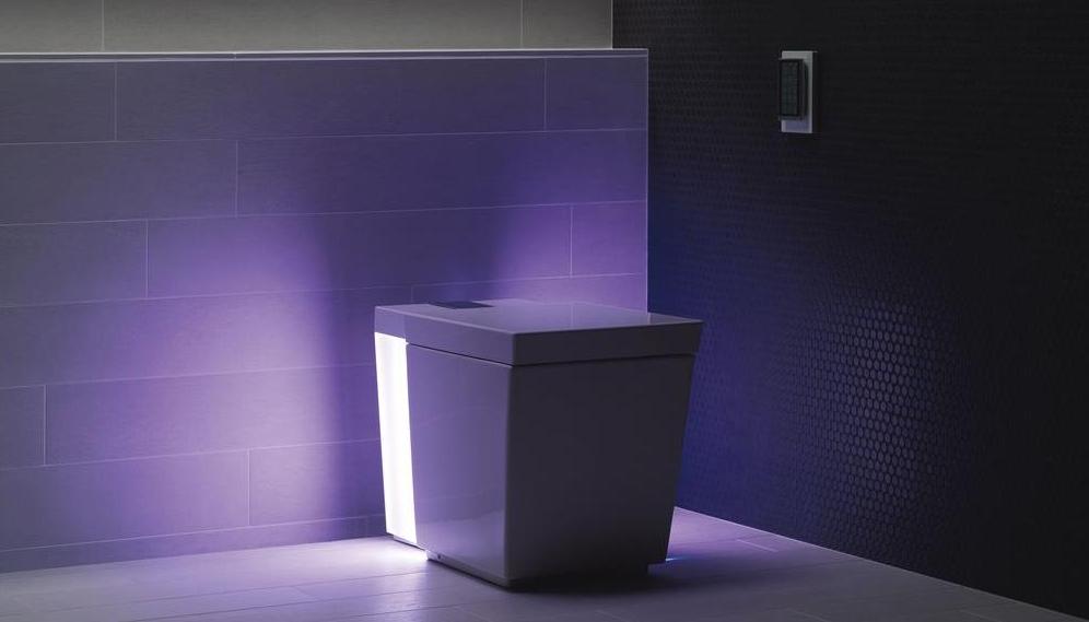 Kholer Numi Comfort Height 1 piece Dual Flush Elongated Toilet