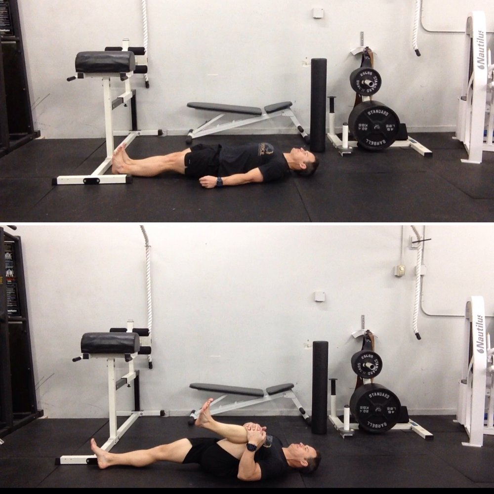 Supine Knee to Chest