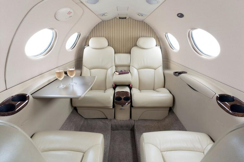 Astute Aviation | London to Paris | Citation Mustang | Private Jet Hire