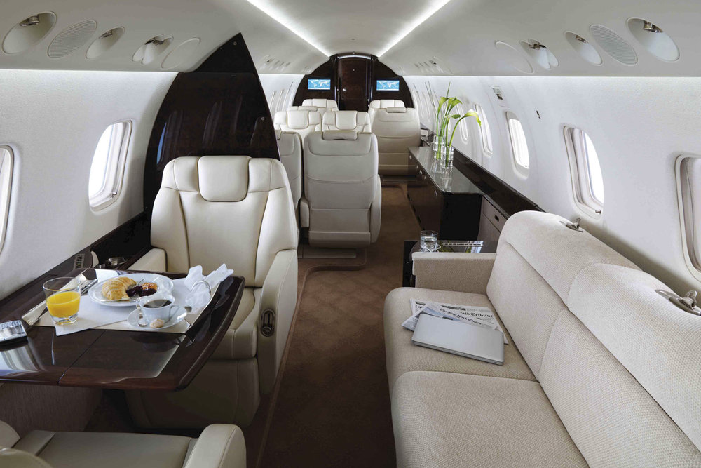 Astute Aviation | London to Paris | Legacy 600 | Private Jet Hire