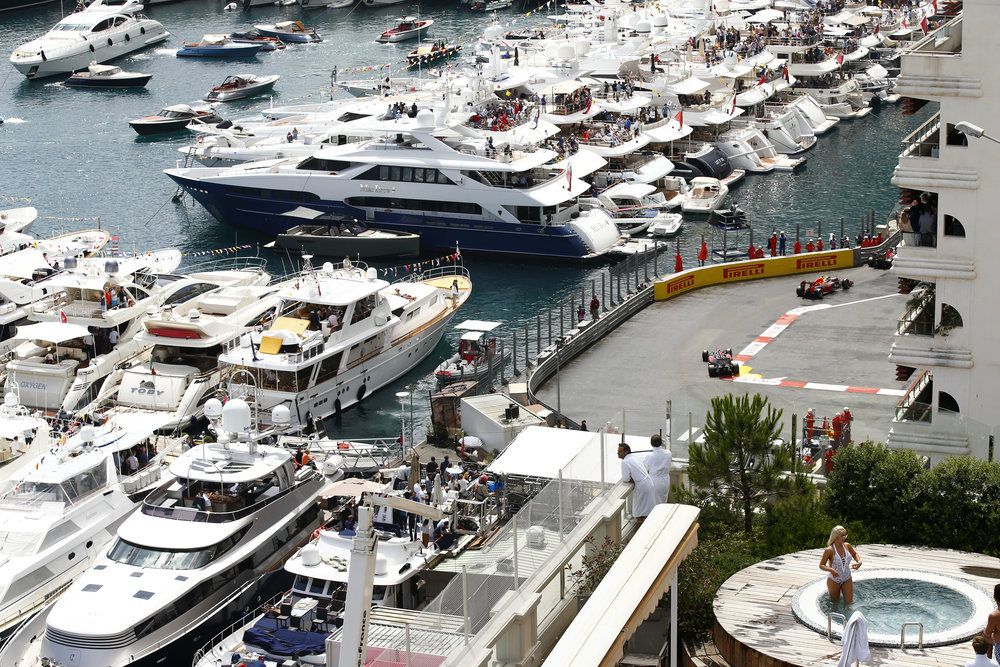 Monaco grand prix - 24- 27 May 2018
