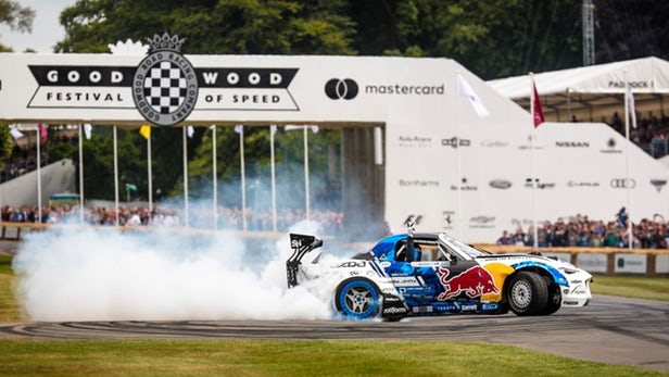 Goodwood Festival of Speed - 12th - 15th july