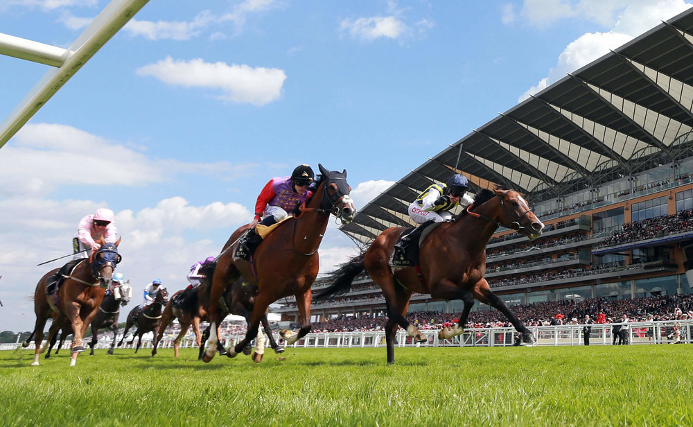 Royal Ascot - 19th - 23rd june