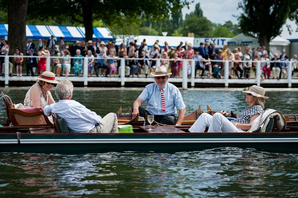 Henley Royal Regatta - 4th - 8th July