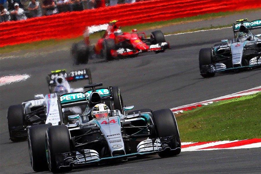British Grand Prix - 5th - 8th Jly