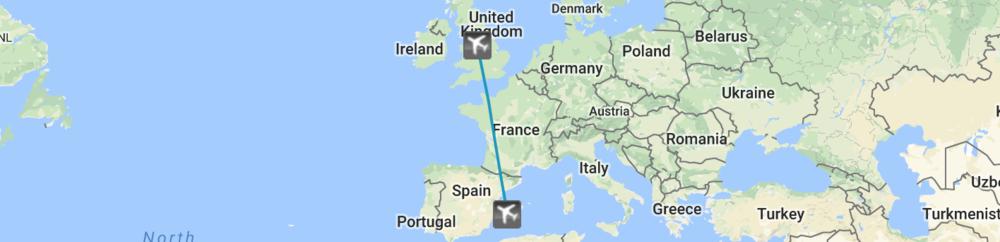 Private Jet Charter Manchester | Manchester - Ibiza