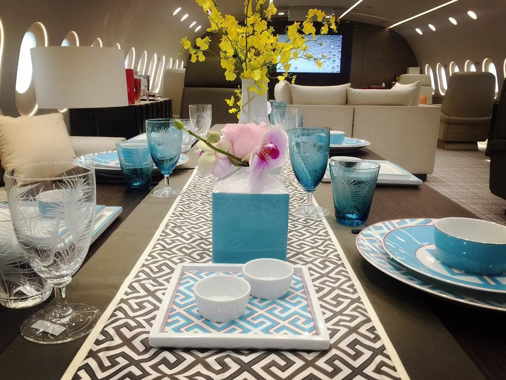 Astute Aviation | Private Jet Charter | Dreamliner Dining.jpg