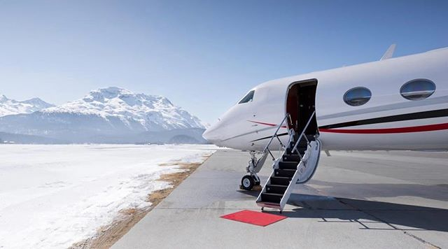 Winter is coming, which means Skiing! @gulfstreamaero • • • • #privatejet #alps #snow #aviation #jet #luxurytravel #ski #luxury #travelling #privatejet #travel #wanderlust #vip #aviation #gulfstream #g6 #business #businessjet #businessjets #instagood #instatravel