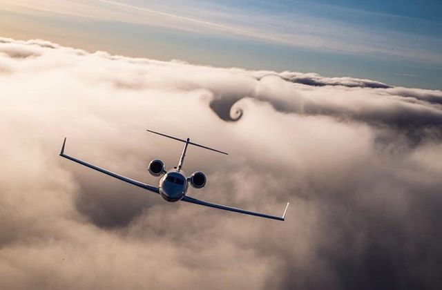 Make today count. @gulfstreamaero