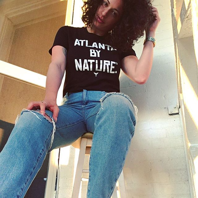 Forever Atlanta. S/O @amoredoll #atlantabynature #GoAAWOL