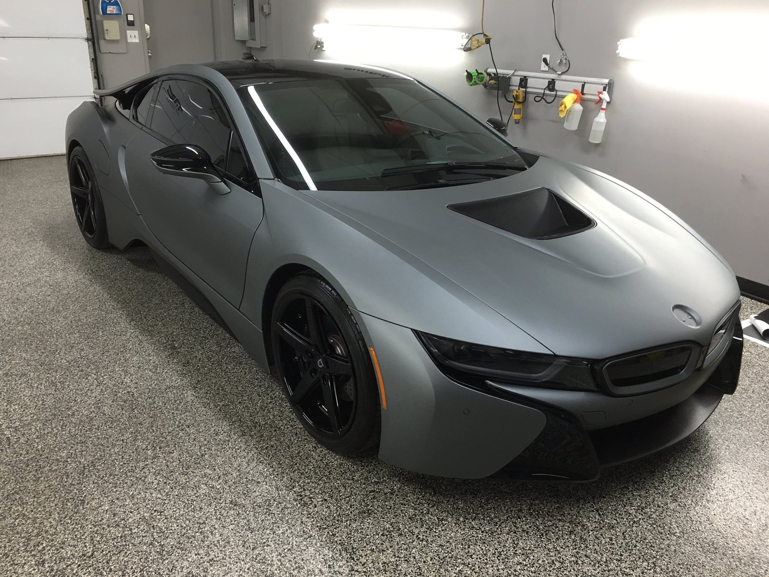 Matte Grey Car >> Matte Car Wraps And How To Care For Them