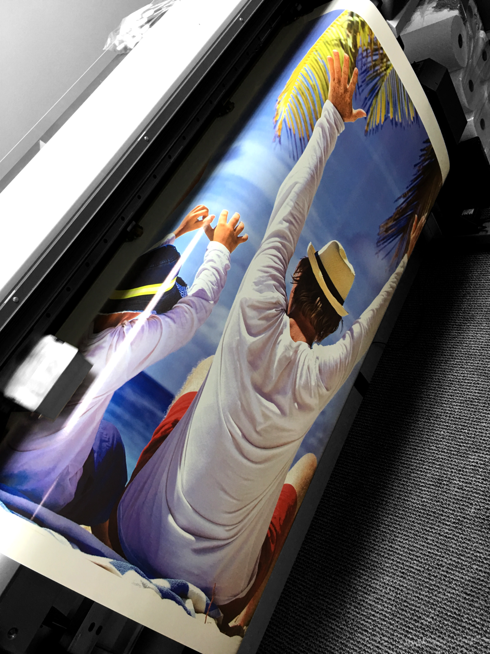 Digital Display Printing