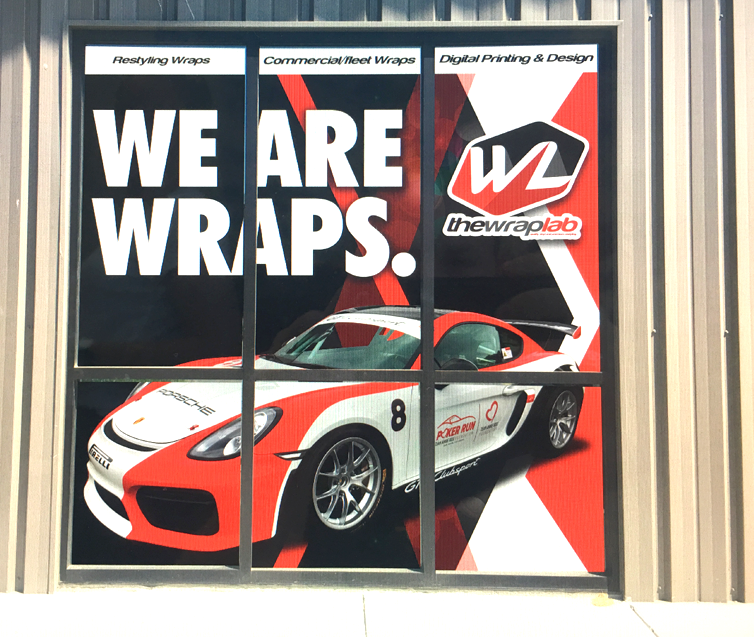 POP Display window Signage and promotional Advertising Graphics