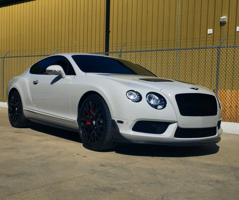 Bentley Wrap Avery Gloss Gray Nashville The Wrap Lab.JPG